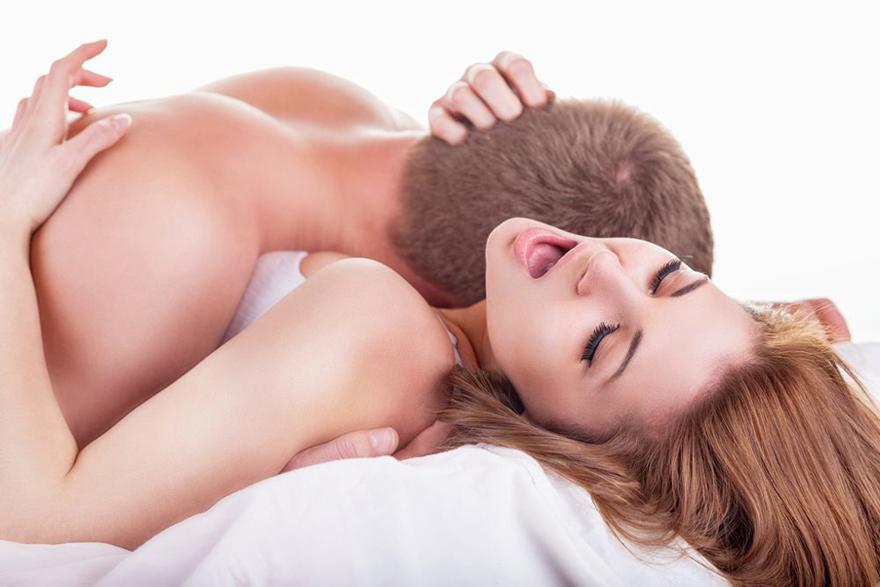 Наивысшее наслождение от секса